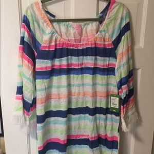 Lilly Pulitzer NWT coverup